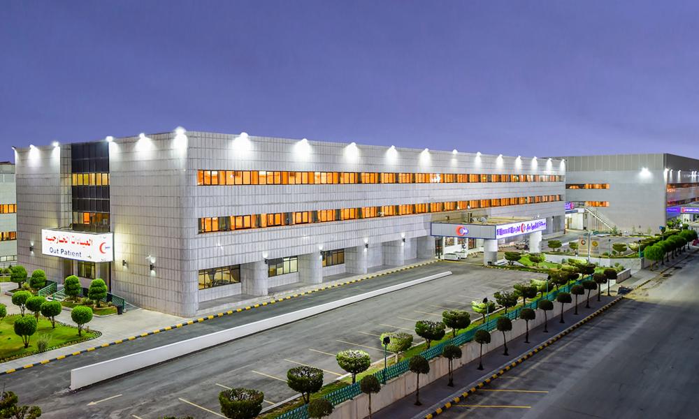 مستشفيات الحمادي
